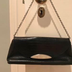Ann Taylor Black Small Handbag
